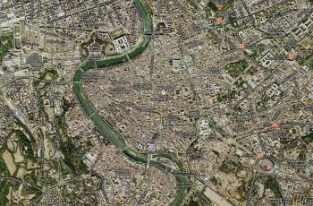 Rooman Kartta