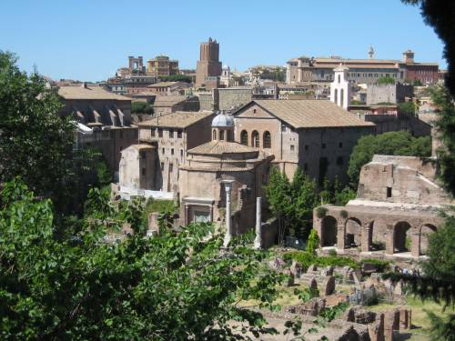 Rooman Historia